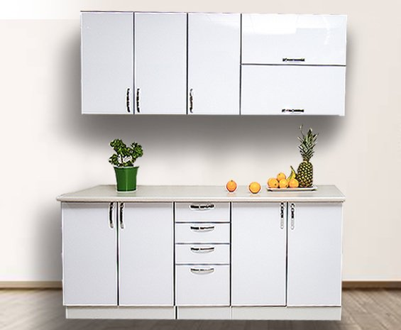 Modular Kitchen Primo Lux
